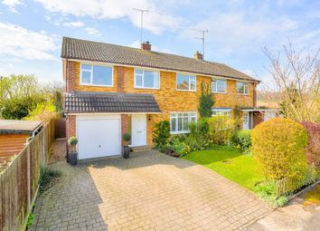 Thumbnail 5 bed semi-detached house for sale in Mansdale Road, Redbourn, St. Albans