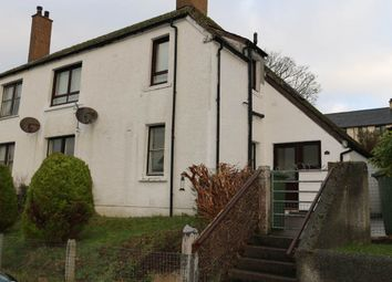 Thumbnail 2 bed flat for sale in York Drive, Portree
