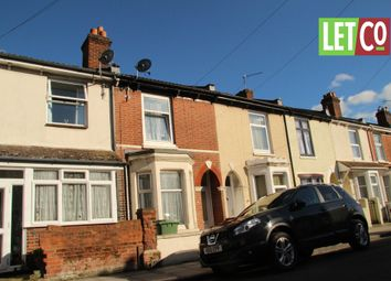 Thumbnail 2 bed terraced house to rent in Lynn Road, Portsmouth
