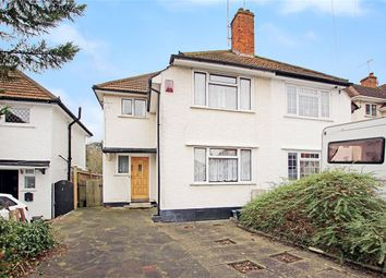 Thumbnail 3 bed semi-detached house for sale in Broomhill Road, Orpington, Kent