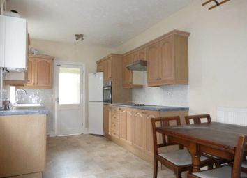Thumbnail 3 bed terraced house to rent in Cecil Road, Northampton
