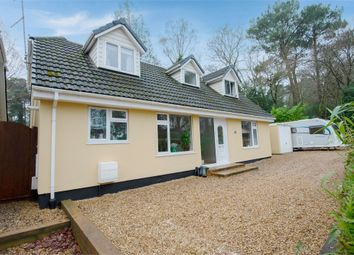 Thumbnail 5 bed detached bungalow for sale in Beaufoys Avenue, Ferndown, Dorset