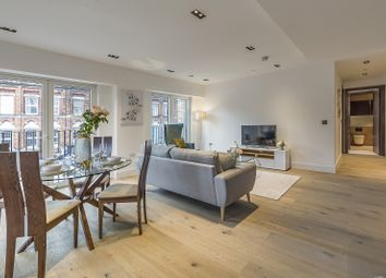 Thumbnail 2 bed flat for sale in 2 Exchange Gardens, London