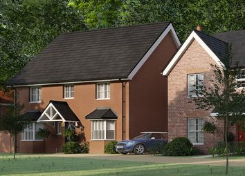 "Thumbnail 4 bed property for sale in ""The Copthorne"" at Yarrow Walk, Red Lodge, Bury St. Edmunds"
