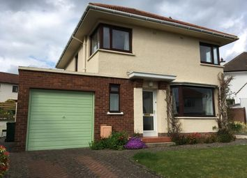 Thumbnail 3 bed detached house to rent in Cammo Grove, Edinburgh