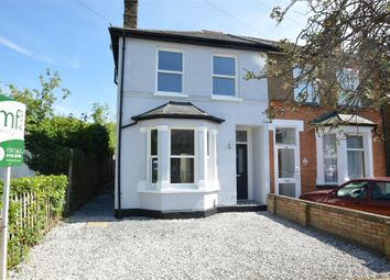 3 bed semi-detached house for sale in Mayo Road, Walton-On-Thames, Surrey KT12