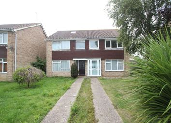 Thumbnail 3 bedroom semi-detached house to rent in The Paddocks, Lancing