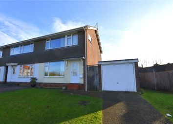 Thumbnail 3 bed end terrace house for sale in Halewick Lane, Sompting, West Sussex