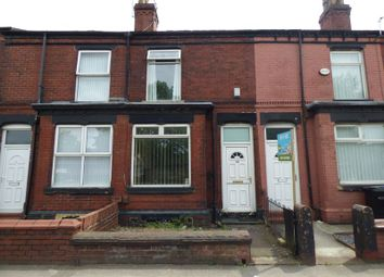Thumbnail 2 bed terraced house for sale in Reddish Road, Reddish, Stockport