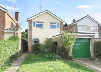 Thumbnail 3 bedroom detached house for sale in St. Jude Close, Colchester