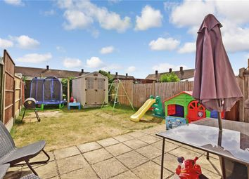 Thumbnail 2 bed terraced house for sale in Arisdale Avenue, South Ockendon, Essex