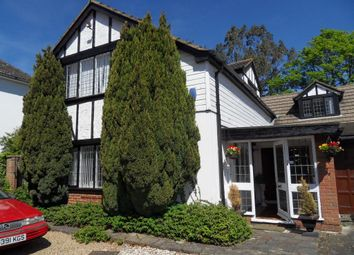 Thumbnail 4 bed detached house for sale in Ockendon Road, Upminster, Essex