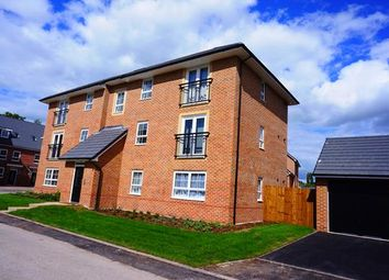 Thumbnail 1 bed flat to rent in The Woodlands, Winnington Lane, Northwich