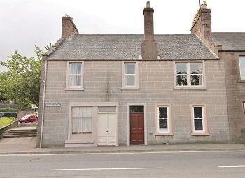 Thumbnail 1 bed flat to rent in 7A Glamis Road, Forfar