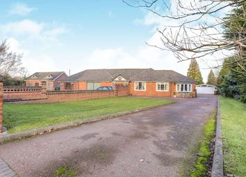 Thumbnail 2 bed bungalow for sale in Hall Moss Lane, Bramhall, Stockport