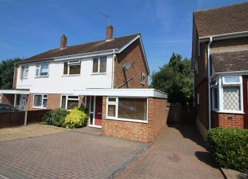 Thumbnail 3 bed property for sale in Pyenest Road, Harlow