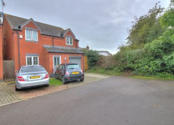 Thumbnail 4 bed detached house for sale in Lutterworth Road, Swinford, Lutterworth