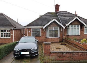 Thumbnail 2 bed semi-detached bungalow for sale in Lovat Drive, Duston, Northampton