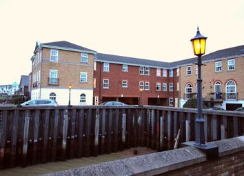 Thumbnail 2 bed flat to rent in Frobisher Way, Greenhithe