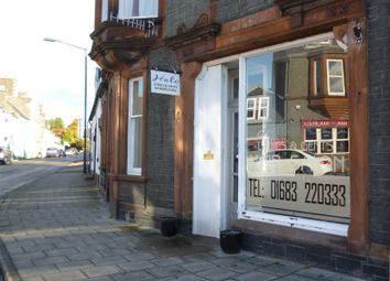 Thumbnail Retail premises for sale in 26 High Street, Moffat