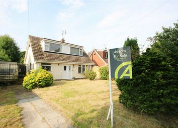 Thumbnail 3 bed detached bungalow for sale in Farringdon Road, Winwick, Warrington