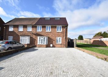 Thumbnail 6 bed semi-detached house for sale in Abbey Drive, Luton