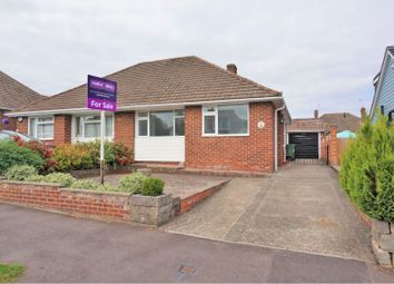 Thumbnail 2 bed semi-detached bungalow for sale in Trevor Drive, Maidstone