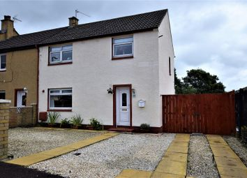 Thumbnail 3 bed end terrace house for sale in Lawson Drive, Ardrossan