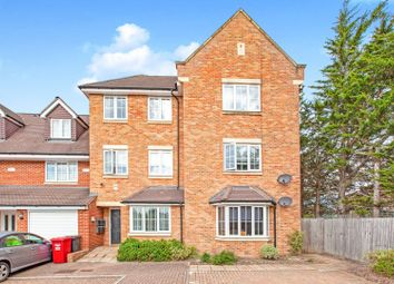 Thumbnail 2 bed flat for sale in Hayling Close, Slough