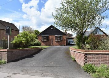 Thumbnail 3 bed detached bungalow for sale in Church Street, Upton, Didcot