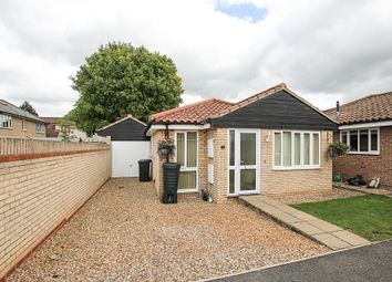 Thumbnail 2 bed detached bungalow for sale in Bewicks Mead, Burwell