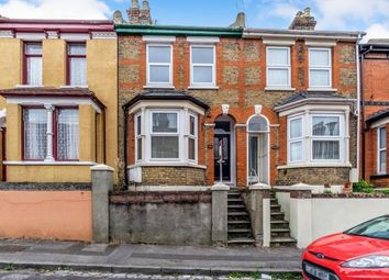 Thumbnail 2 bed terraced house for sale in Clive Road, Rochester, Kent, England
