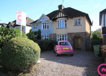 Thumbnail 3 bed semi-detached house to rent in Brooklyn Road, Cheltenham