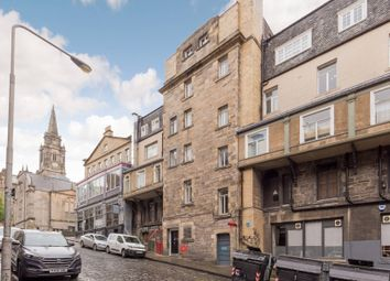 Thumbnail 1 bed flat for sale in Blair Street, Edinburgh
