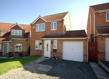 Thumbnail 3 bed detached house for sale in Celandine Way, Shildon, Durham