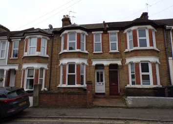 Thumbnail 3 bed terraced house to rent in Norfolk Road, Gravesend