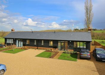 Thumbnail 2 bedroom semi-detached bungalow for sale in Plaxdale Green Road, Stansted, Sevenoaks