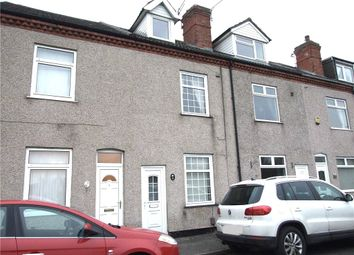 Thumbnail 3 bed terraced house to rent in Sleights Lane, Pinxton, Nottingham