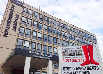 Thumbnail Studio to rent in Sunbridge Road, Bradford