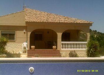 Thumbnail 3 bed villa for sale in 30529 Cañada Del Trigo, Murcia, Spain