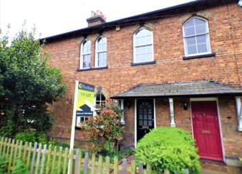 Thumbnail 3 bed cottage to rent in Station Road, Harlington, Dunstable