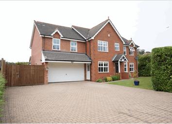 Thumbnail 6 bed detached house for sale in Belvedere Gardens, Chineham, Basingstoke
