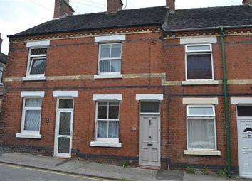 Thumbnail 2 bed terraced house to rent in Shoobridge Street, Leek, Leek