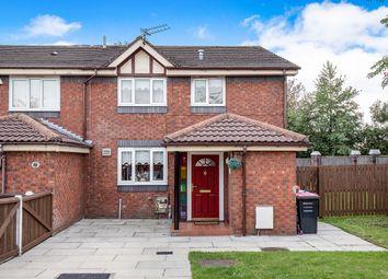 Thumbnail 3 bedroom terraced house for sale in Burnett Avenue, Salford
