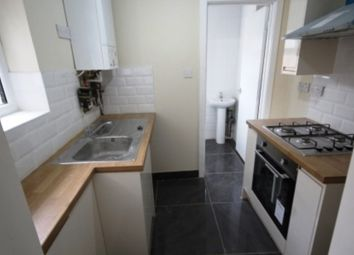 Thumbnail 1 bed flat to rent in Wood Street, Kettering
