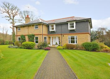 Thumbnail 5 bed detached house for sale in Barnet Lane, Elstree, Borehamwood