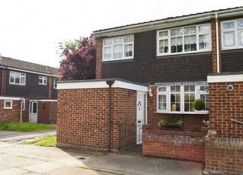 Thumbnail 3 bed end terrace house for sale in Hamilton Drive, Harold Wood, Romford