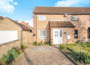 Thumbnail 2 bed end terrace house for sale in Amis Court, Lakenheath, Brandon