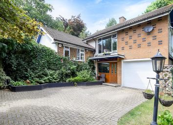 Thumbnail 3 bed detached house for sale in Henley Drive, Coombe Hill Estate