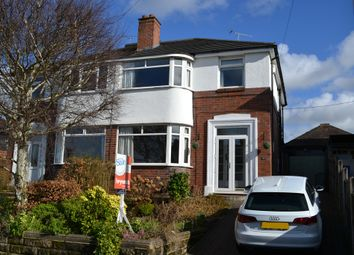 Thumbnail 3 bed semi-detached house for sale in Margaret Avenue, Stoke-On-Trent